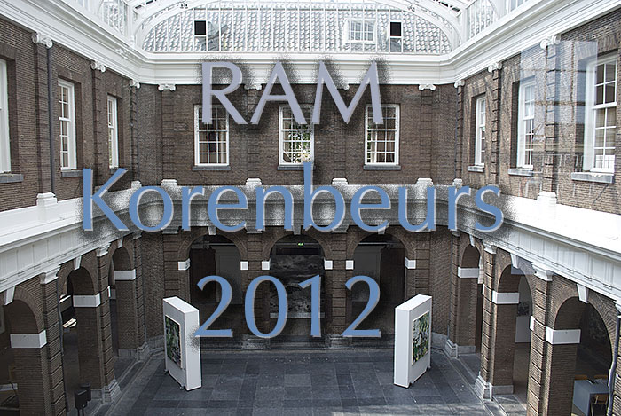4 de Korenbeurs Schiedam, open extra weekend: 15+16 sept